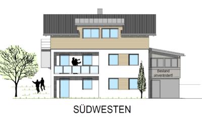 Großzügiges, saniertes Mehrfamilienhaus in Taufkirchen